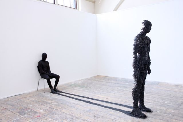 Image result for human shadow