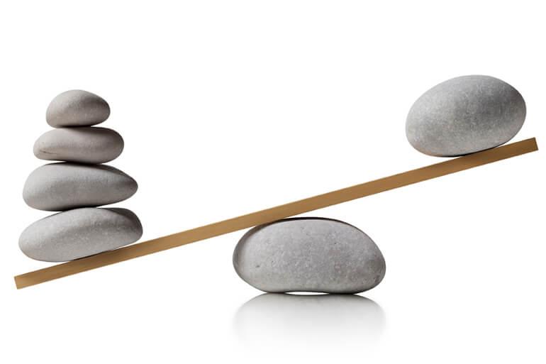 A Counterbalance to UnpleasantMemories