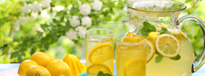 When life gives youlemons…