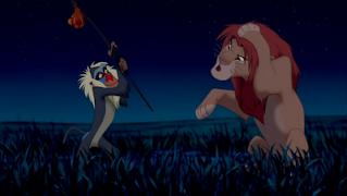 Rakiki hitting Simba
