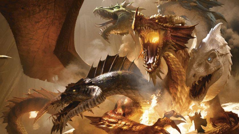 Many Dragons