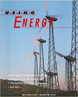Textbook Using Energy